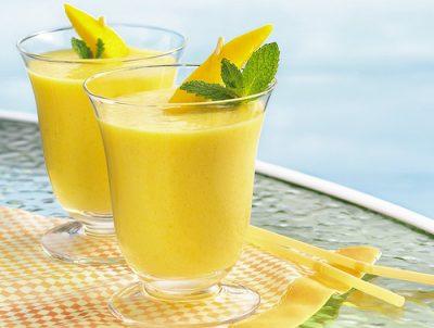 Mango smoothie recept BodyCharge Alkmaar