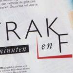 Artikel over Bodytec in Grazia Magazine