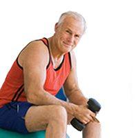 vitaliteits-training voor ouderen bij BodyCharge